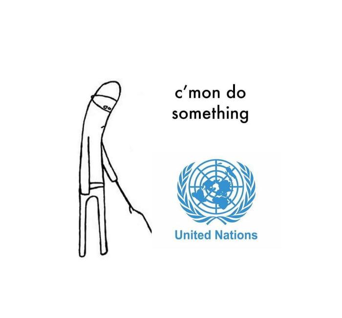 UN missing