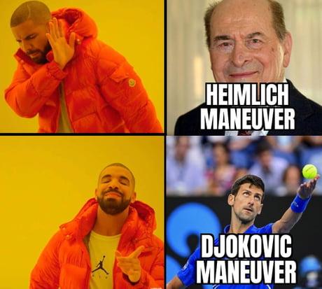Best 30 Novak Djokovic Fun On 9gag