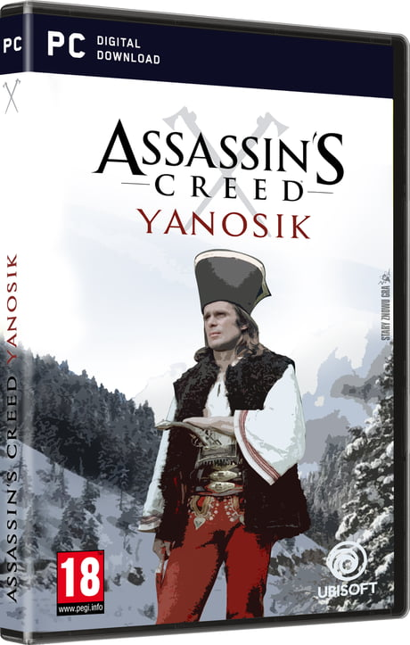 Slavic Assassin S Creed Yanosik I Would Like To Play To 9gag