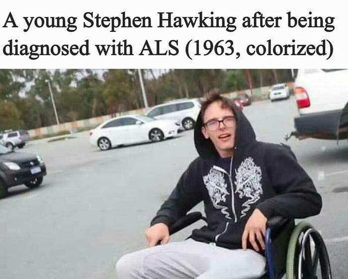R.I.P. The greatest mind of our generation.