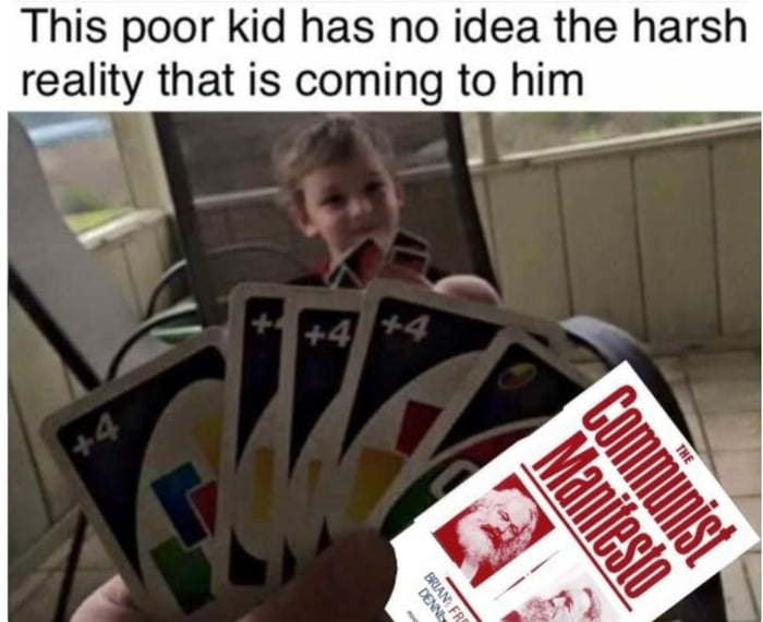 Sorry kid