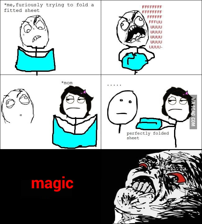 My Mom's Magic