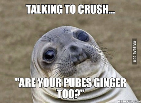 As a Ginger guy I get this quite a bit...