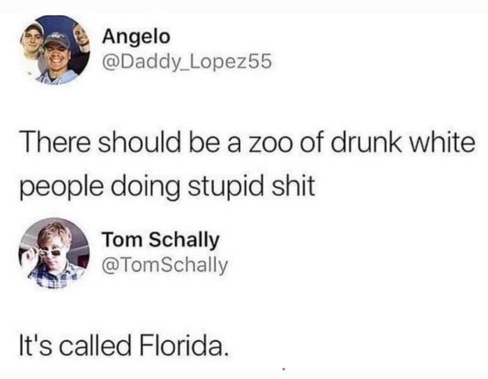 It's always Florida