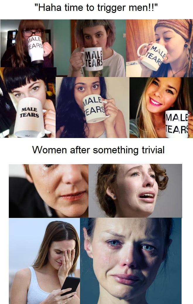 But feminism