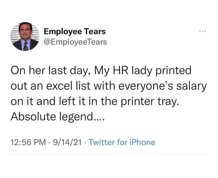 True Hr lady legend
