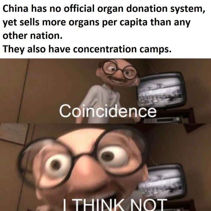 China is asshoe
