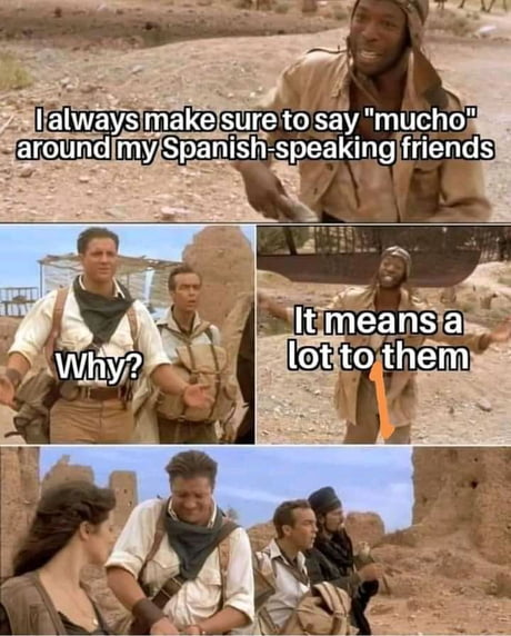 Mucho españolo