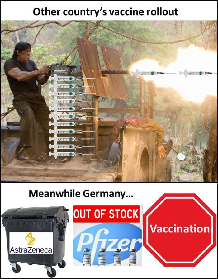 German efficiency...