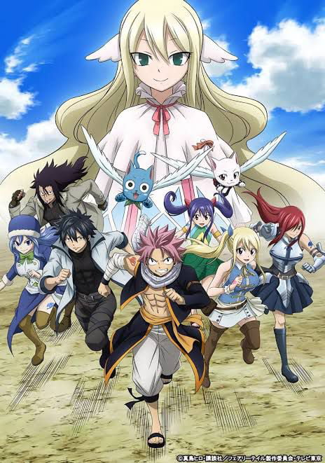 Fairy Tail Is Back!