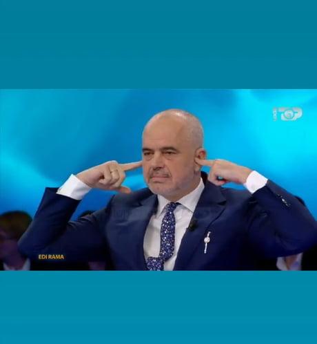 Albanian prime minister Trolling - 9GAG