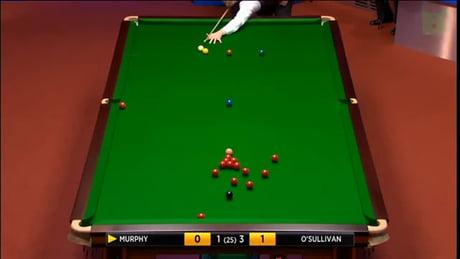 Shaun Murphy snooker trick shot