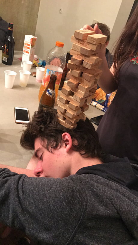When normal Jenga is just too easy