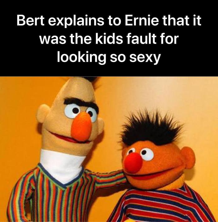 Bert et Ernie es nasty