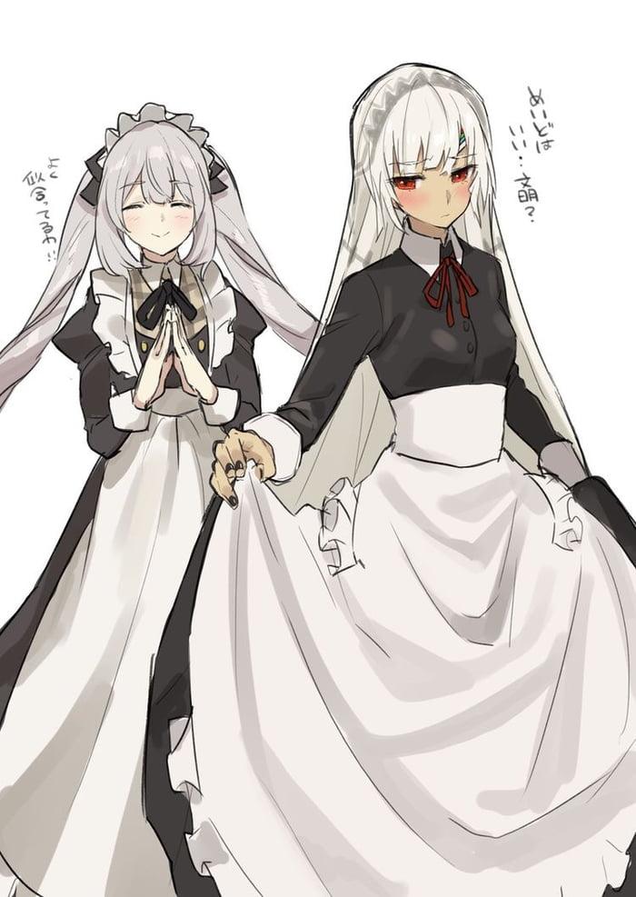 I promise Altera-san maid costumes are good civilization!