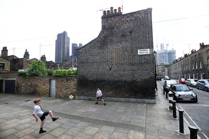 London Selatan | Sumber: 9gag