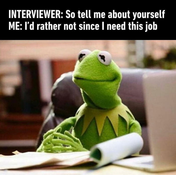 My Interview strategy