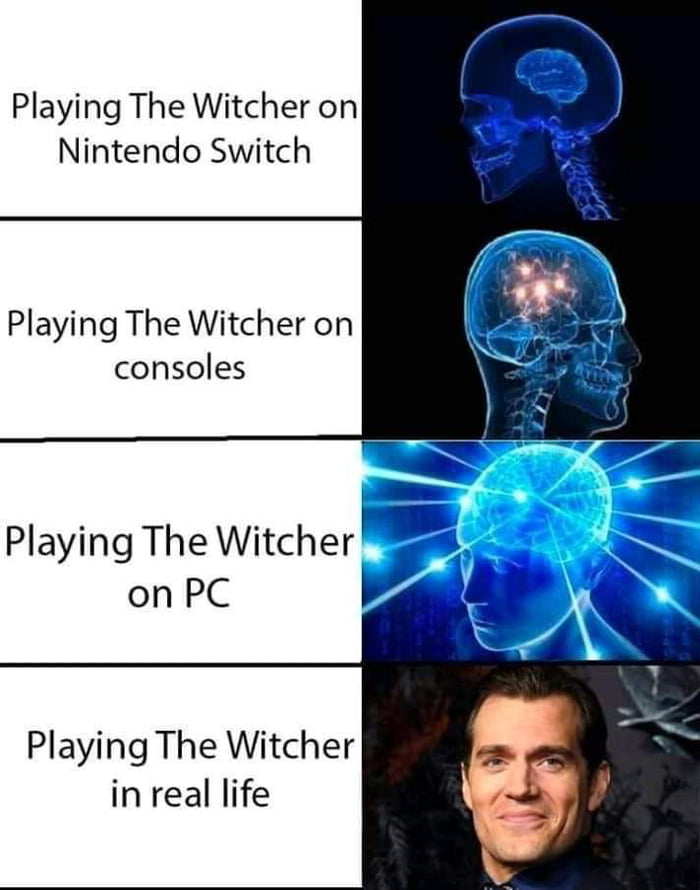 The Witcher!