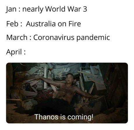 New month, New world problem!