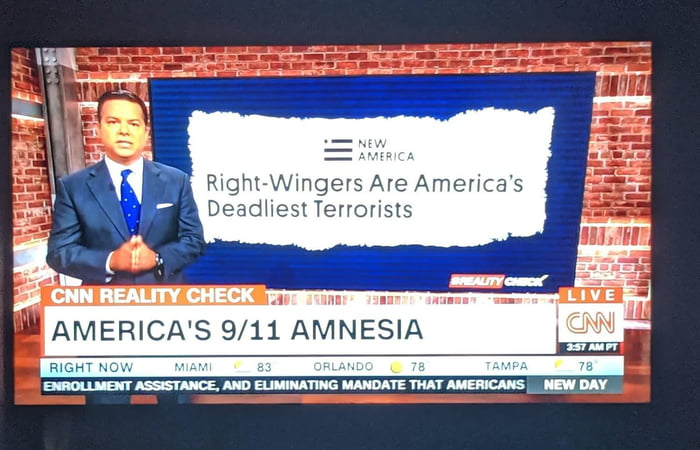 11.9.2019 CNN runs this bullshit!! Fake news!!