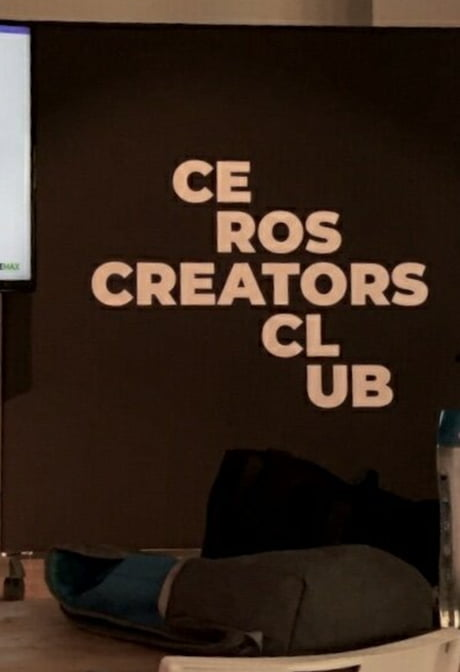 Some coworkers are at a workshop. This is the logo the organizers are using...