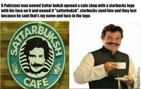 Awesome Since pakistan doesn't have starbucks.
