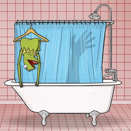 Comics Shower