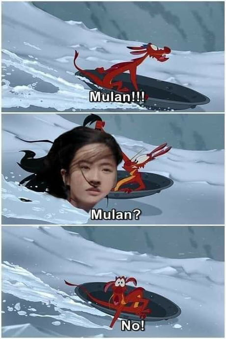 Best 30 Mulan Fun On 9gag