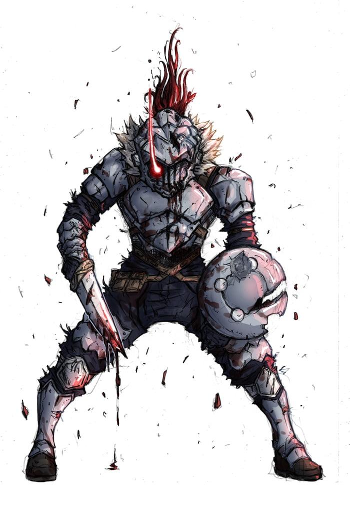 Goblin Slayer Fan art