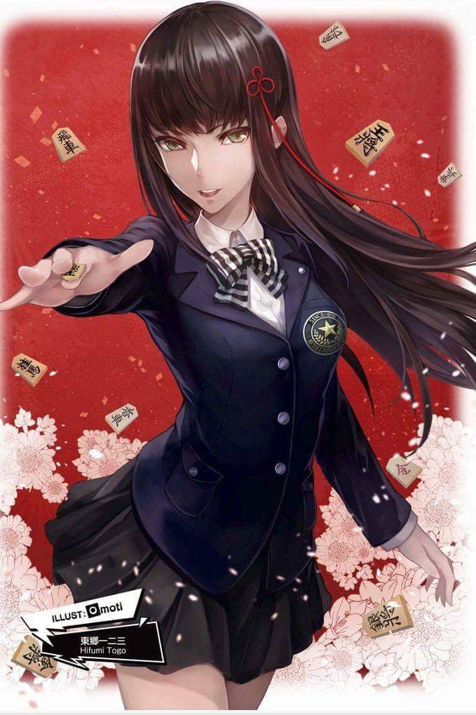 If she was part of the Phantom Thieves, she'd be best girl.