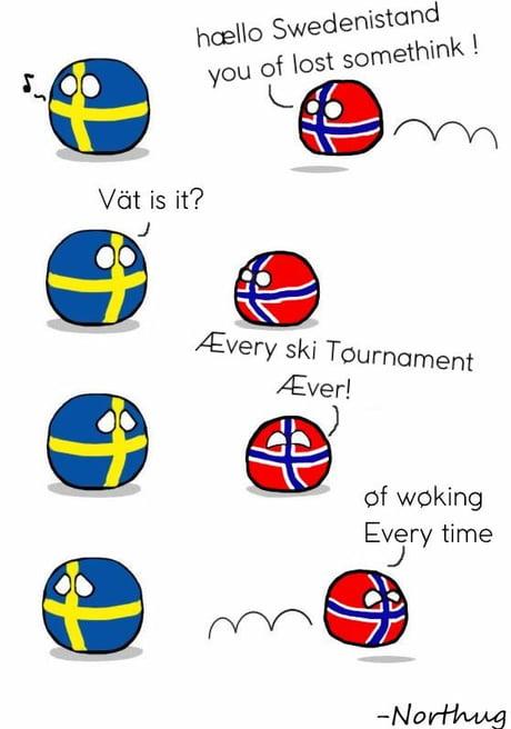 Meme Made By Petter Northug Himself Norwegian Cross Country Skier 9gag