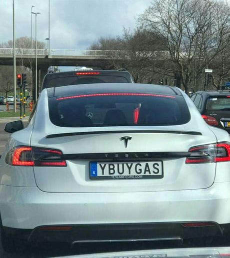 Why buy a Tesla?