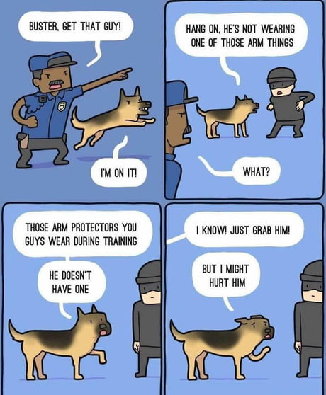Law dogs!