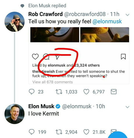 So do we elon.