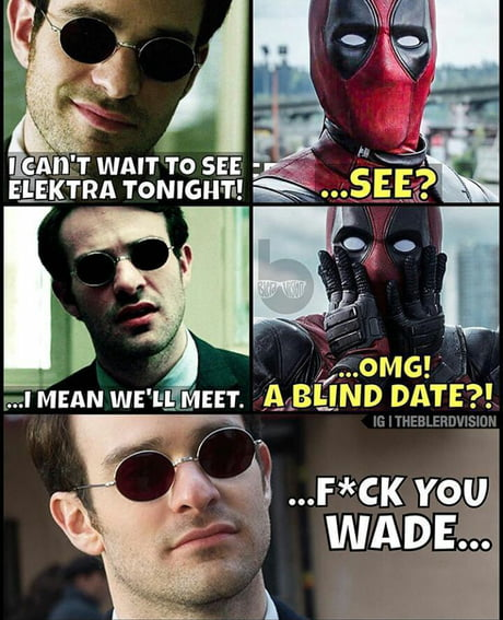 Daredevil in a nutshell