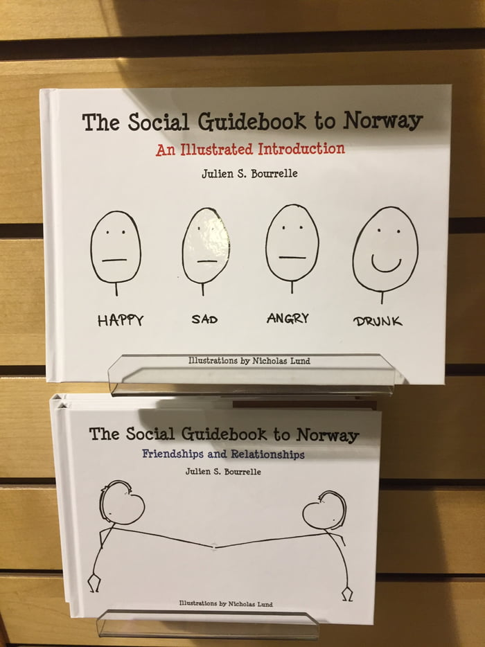 How to be a norwegian memer