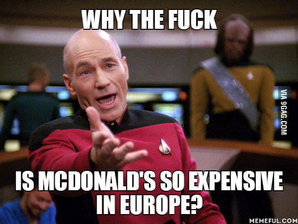 After recently visiting the US
