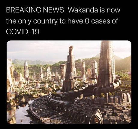 Wakanda foeva