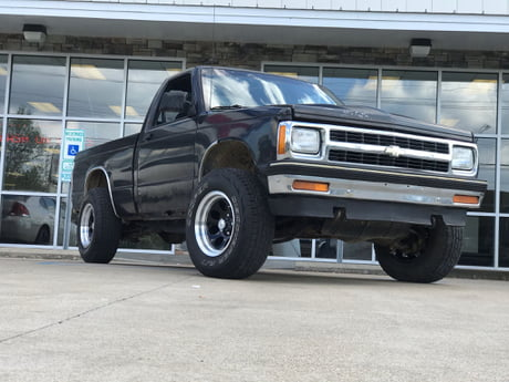 My Next Build A 1992 Chevy S10 4wd It Ain T Much But It S Honest Work 9gag