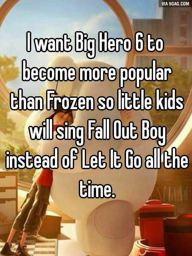 Any Fall Out Boy fans here?