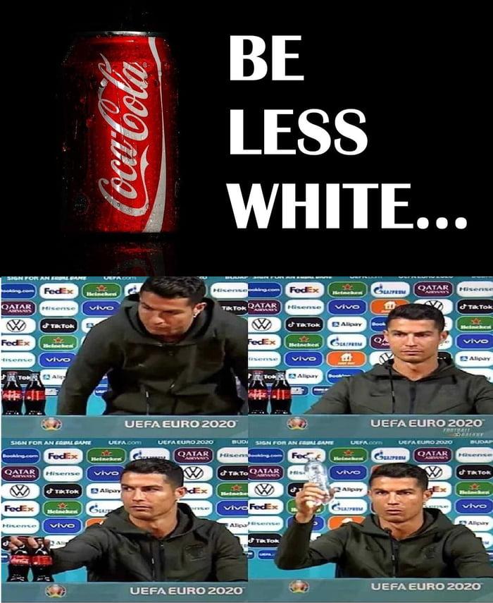 Ronaldo don't think so