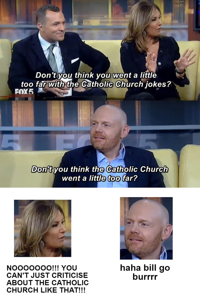 This is why I love Bill Burr