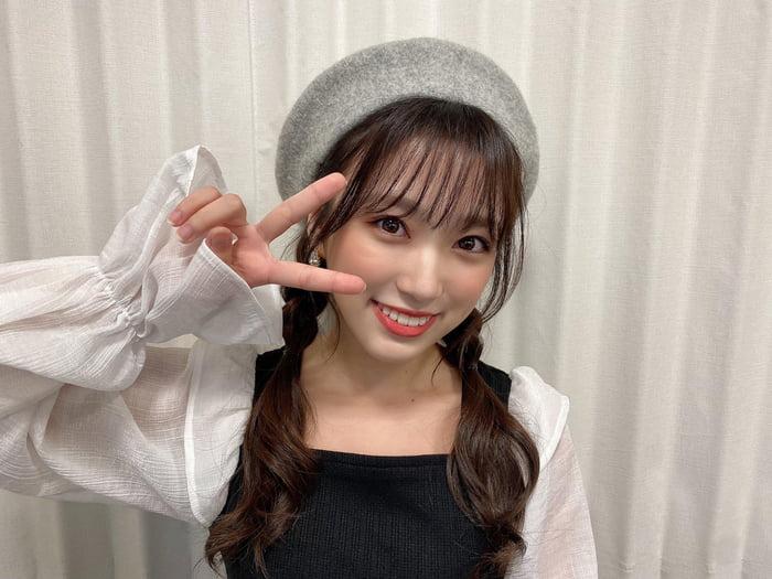 Photo : 211007 Yabuki Nako Twitter Update