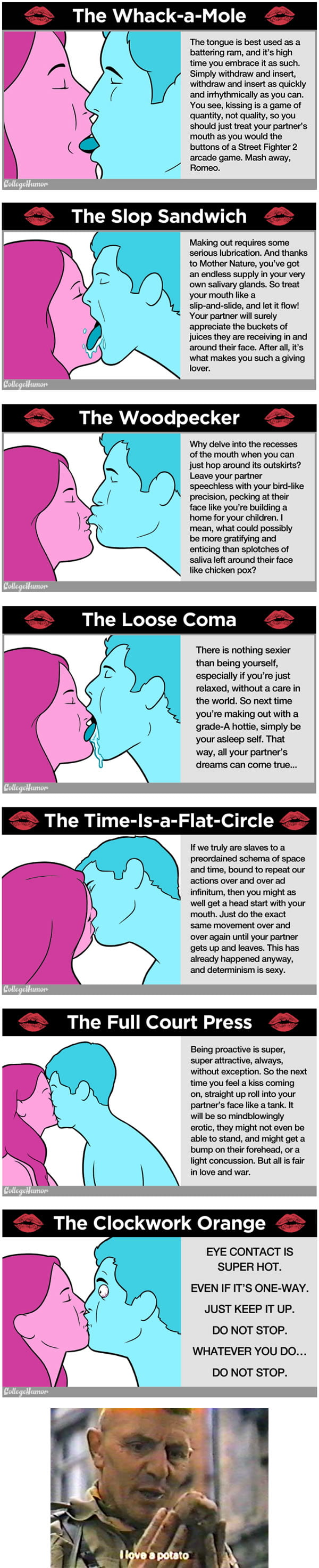7 Kissing Tips to Take Your Smooch Game to the Next Level