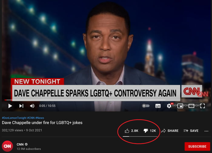 Democracy for Chappelle