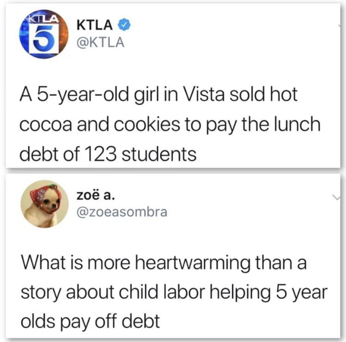 5 year olds have to do child labour to afford to eat. 5 year old children