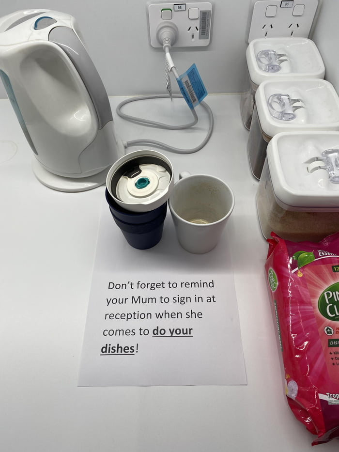 Work place passive aggression 101