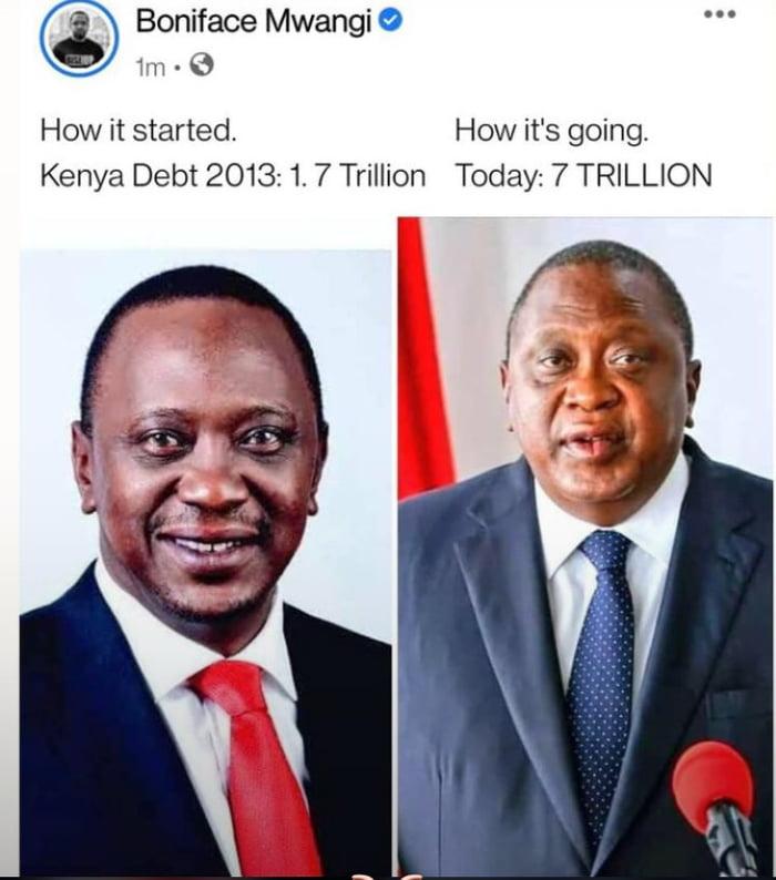 This is Kenya