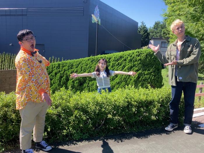 Photo : 211006 - TBS Love it! Twitter Update with Yabuki Nako