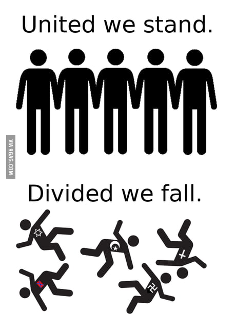 coopetition united we stand divided we fall essay Together we stand, divided we fall category music pink floyd - hey you lyrics - duration: united states restricted mode.